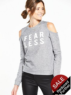 v-by-very-logo-loopback-cold-shoulder-sweatshirt
