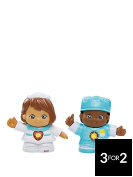 vtech-twin-pack-nurse-amydoctor-brian