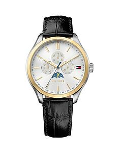 tommy-hilfiger-tommy-hilfiger-oliver-white-moonphase-dial-black-leather-strap-mens-watch