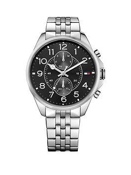 tommy-hilfiger-tommy-hilfiger-oliver-moonphase-black-leather-strap-mens-watch-amp-cuff-links-gift-set