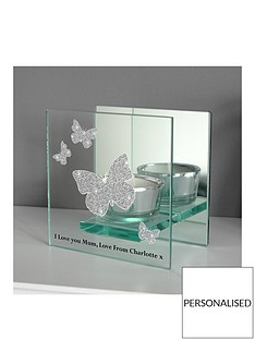 personalised-butterfly-tealight-holder