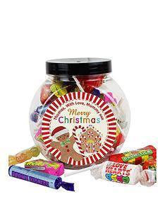 personalised-gingerbread-house-sweet-jar