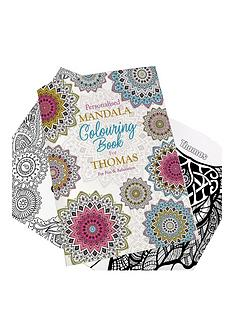 personalised-mandala-colouring-book