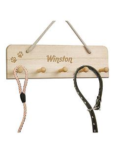 personalised-dog-lead-hanger