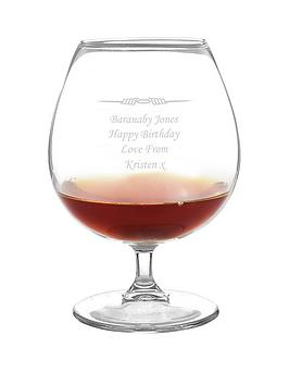 personalised-brandy-glass