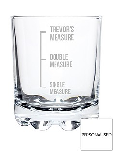 personalised-measures-tumbler-glass