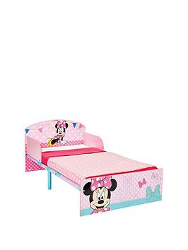 Minnie Mouse Toddler Bed By HelloHome