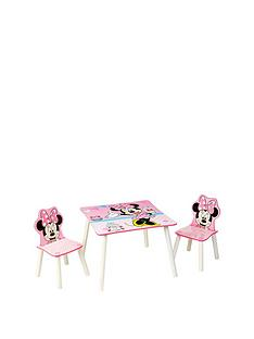 minnie-mouse-table-and-2-chairs