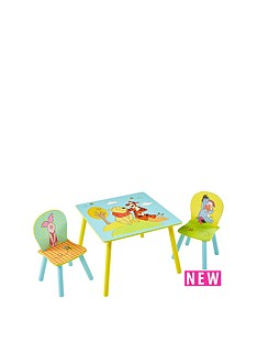 winnie-the-pooh-table-and-2-chairs