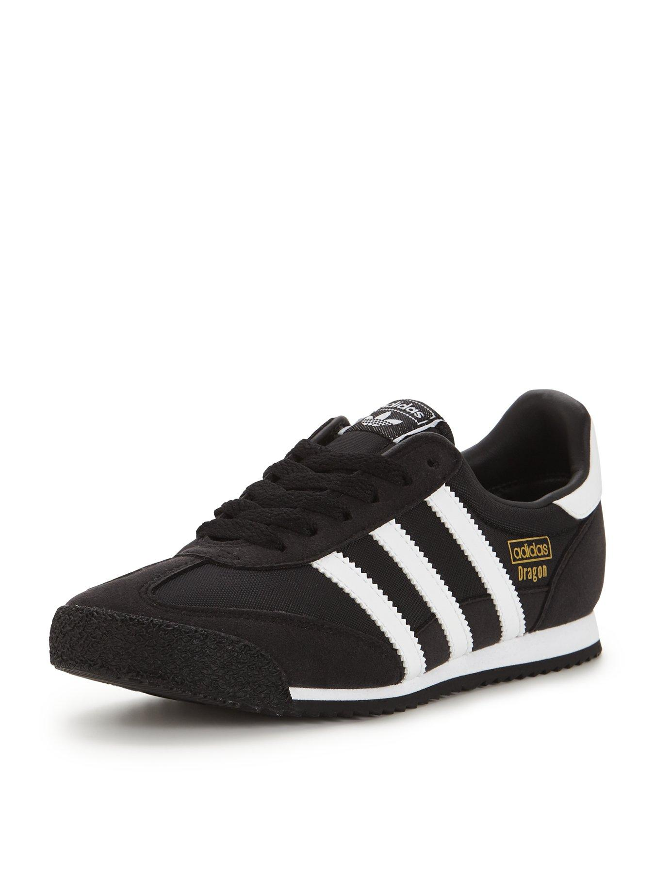 adidas dragon trainers junior