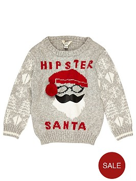 river-island-mini-boys-hipster-santa-christmas-jumper