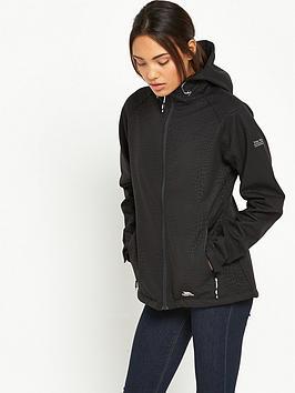 Trespass Cheska Printed Waterproof Jacket