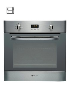 hotpoint-sh83cxs-60cm-built-in-electric-single-oven