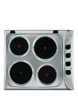 indesit-pim604ixgb-60cm-built-in-electric-hob