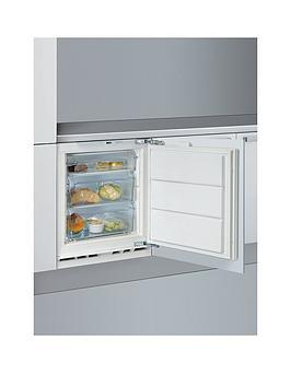 Indesit Iza1 60Cm Built-In Under Counter Freezer - White - Freezer Only