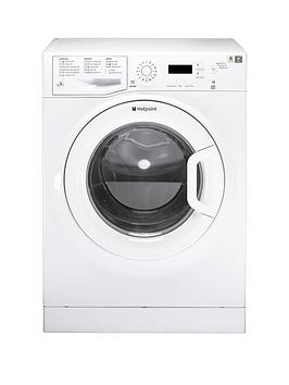 Hotpoint Aquarius Wmaqf721P 7Kg Load, 1200 Spin Washing Machine - White Best Price, Cheapest Prices