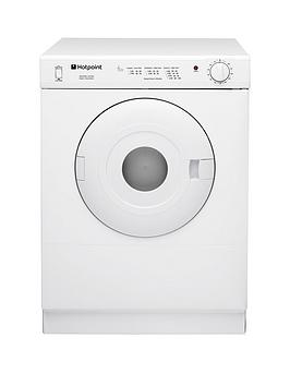 hotpoint-first-editionv4d01p-4kg-vented-tumble-dryer-white