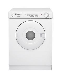 hotpoint-v4d01p-4kg-vented-tumble-dryer