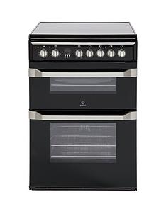 indesit-id60c2ks-60cm-double-oven-electric-cooker