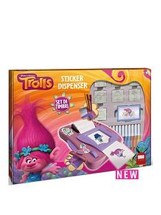 trolls-sticker-dispenser