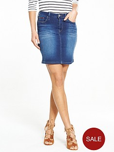 hilfiger-denim-straight-denim-skirt