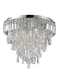 marquis-by-waterford-strongbresnanbspstrong6-light-mixed-crystal-flush-ceiling-fitting
