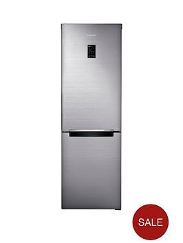 samsung-rb31fernbsseu-60cm-no-frost-fridge-freezer-next-daynbspdelivery-silver