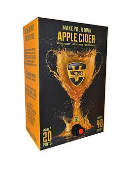 victors-drinks-make-your-own-apple-cider-20-pints