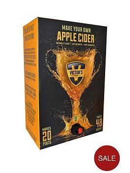victors-drinks-make-your-own-apple-cider-20-pints