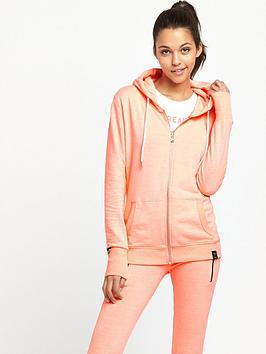 superdry-orange-label-luxe-lite-edition-zip-hood-jacket-coral-blossom