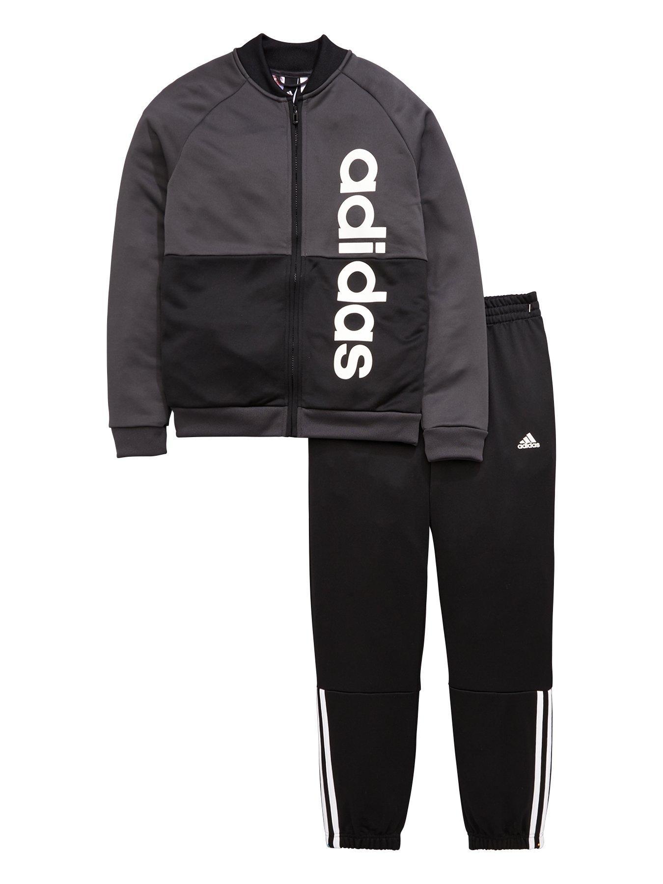 kids adidas tracksuit