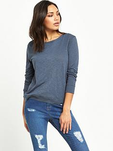superdry-raw-edge-crew-top-orion-blue