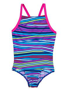 adidas-older-girls-stripe-swimsuit