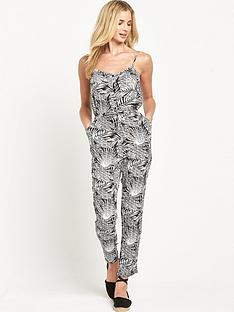 superdry-tropic-jumpsuit-tropical-leaves-print