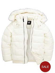 v-by-very-girls-double-zip-padded-jacket-with-faux-fur-hood