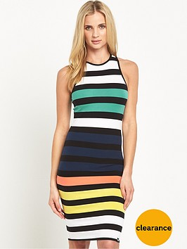 superdry-core-midi-stripe-dress