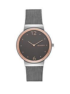 skagen-skagen-freja-grey-dial-grey-mesh-bracelet-ladies-watch