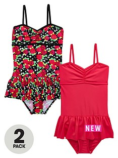 v-by-very-girls-floral-and-frill-swimsuits-2-pack