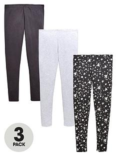 v-by-very-girls-plain-and-printed-leggings-3-pack