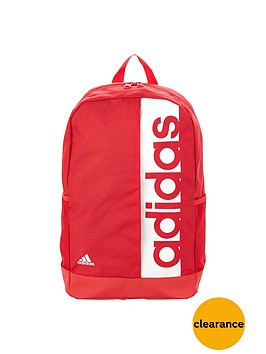 adidas-girls-linear-logo-backpack