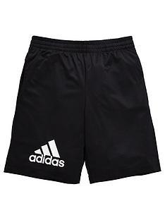 adidas-older-boys-jersey-short