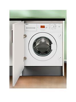 Image of Beko Wmi61241 Built-In 6.5Kg Load, 1200 Spin Washing Machine - Washing Machine Only