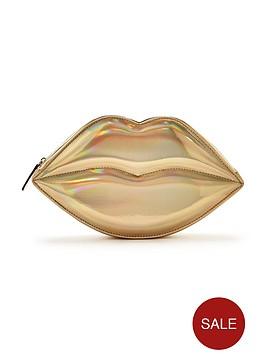 v-by-very-lip-clutch-bag