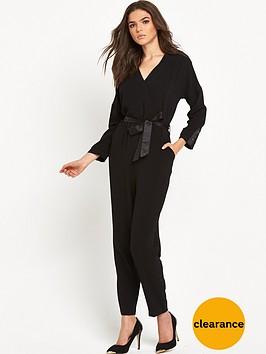 vero-moda-black-oversized-tie-jumpsuit