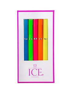 ice-london-set-of-5-neon-pens