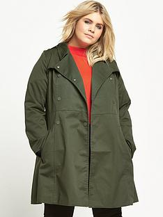 v-by-very-curve-classic-double-breasted-trench-khaki