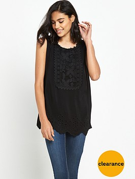 warehouse-lace-tabard-top