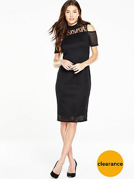 v-by-very-cold-shoulder-midi-dress