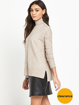 river-island-roll-neck-knitted-jumper