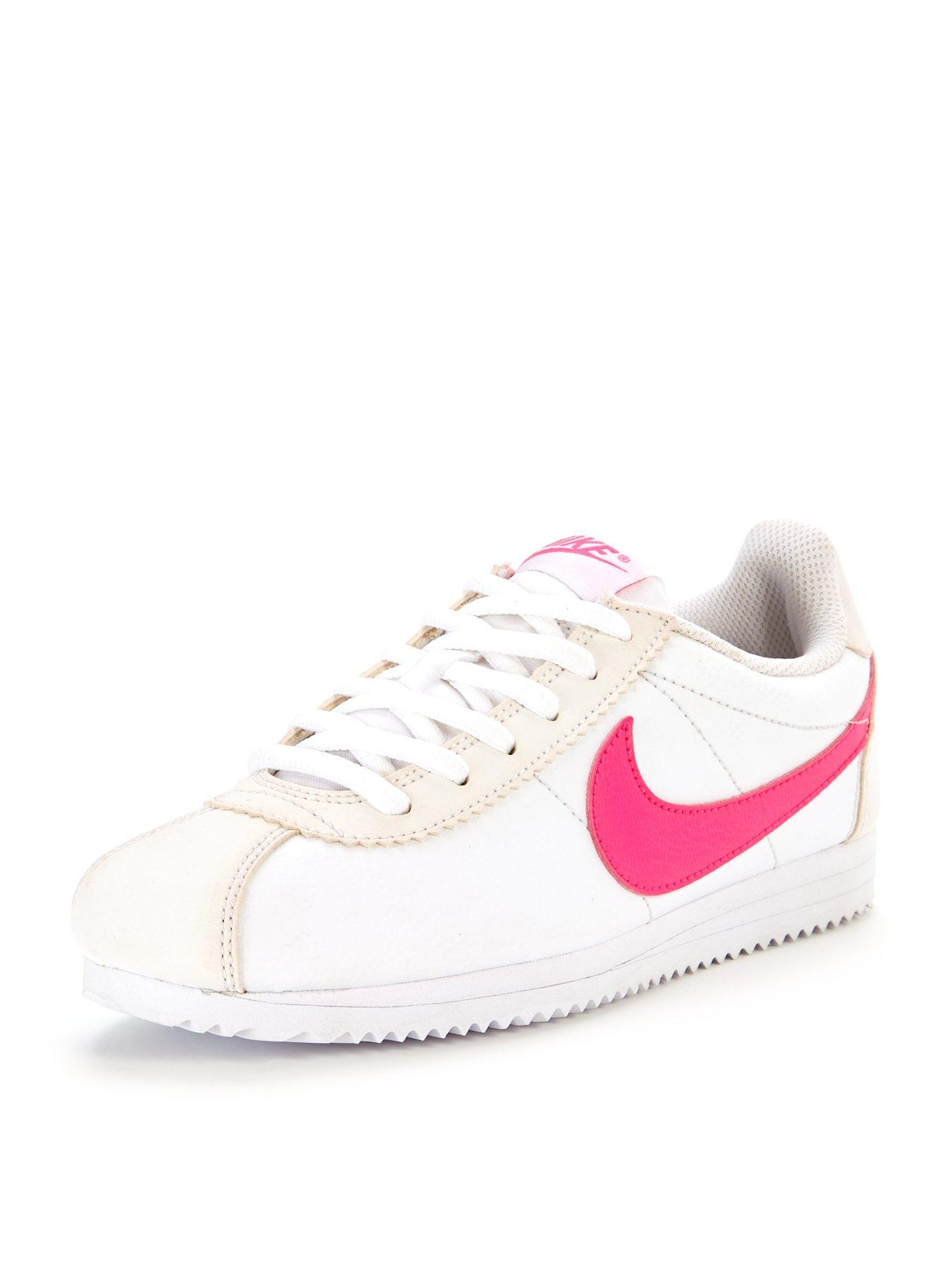 ab234d8f6a All White Nike Cortez Junior | Sevilla